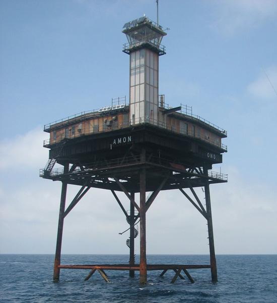 Buy A Sea Platform