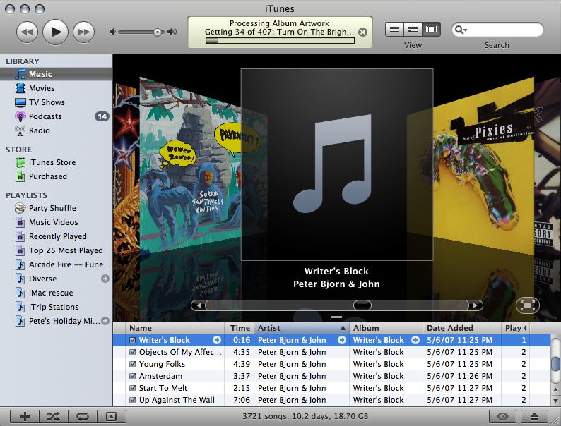 iTunes 10 is Full of Fail | Robot Monkeys